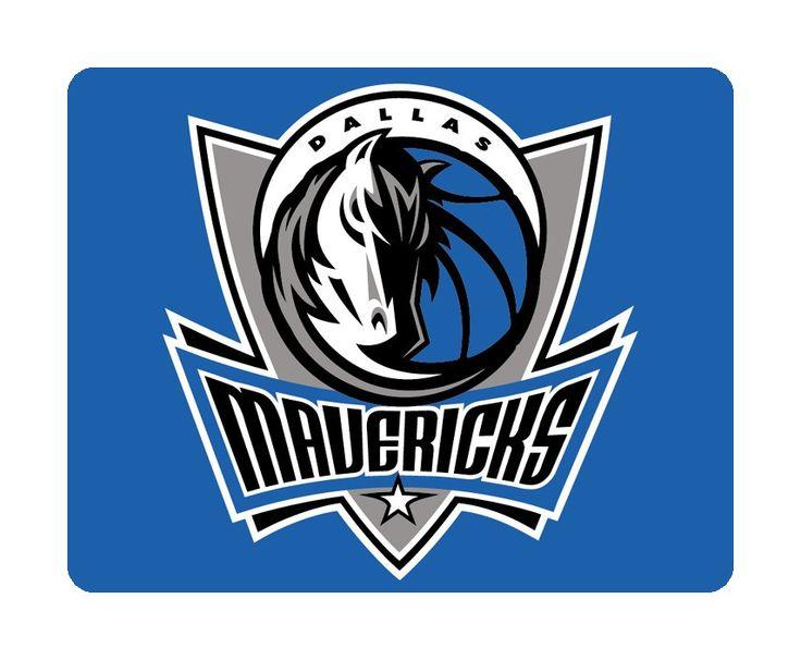 Dallas Mavericks Basketball Mouse Pad