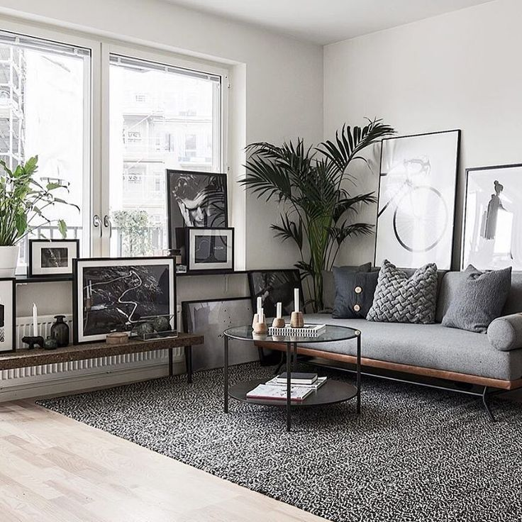 Scandinavian style: a mix of styles from Sweden, Norway, Denmark and Finland