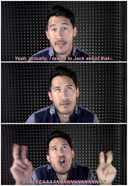 "octoberspirit: ""If that is your real name. [skeptical markiplier noises] """