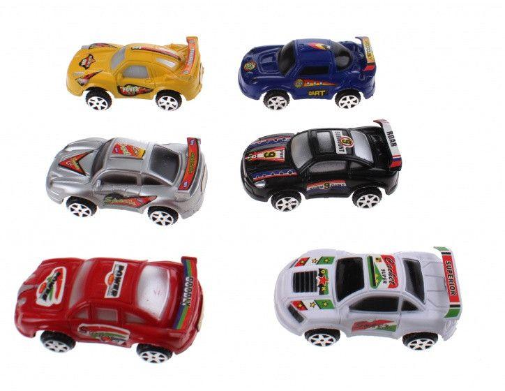 Autoset 7 5 Cm 6 Delig Bt Auto Voor Kinderen Kinderen