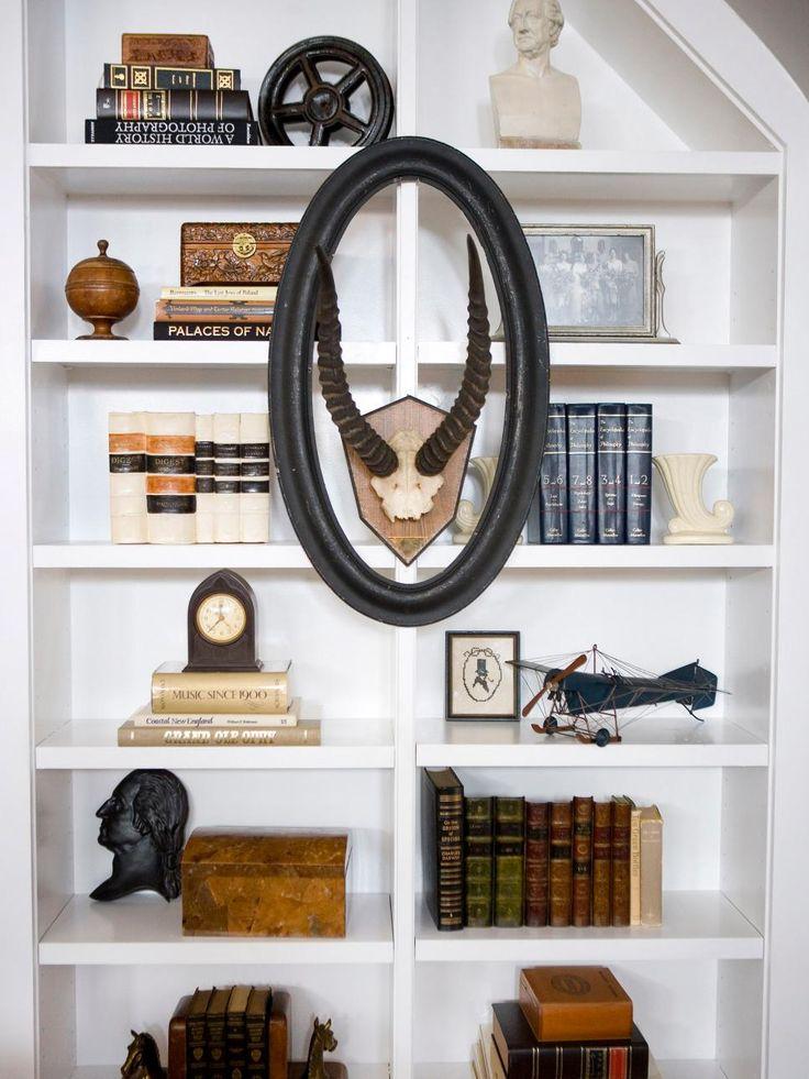 Bookshelf and Wall Shelf Decorating Ideas 81