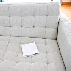 How to Clean a Natural-Fabric Couch | POPSUGAR Smart Living