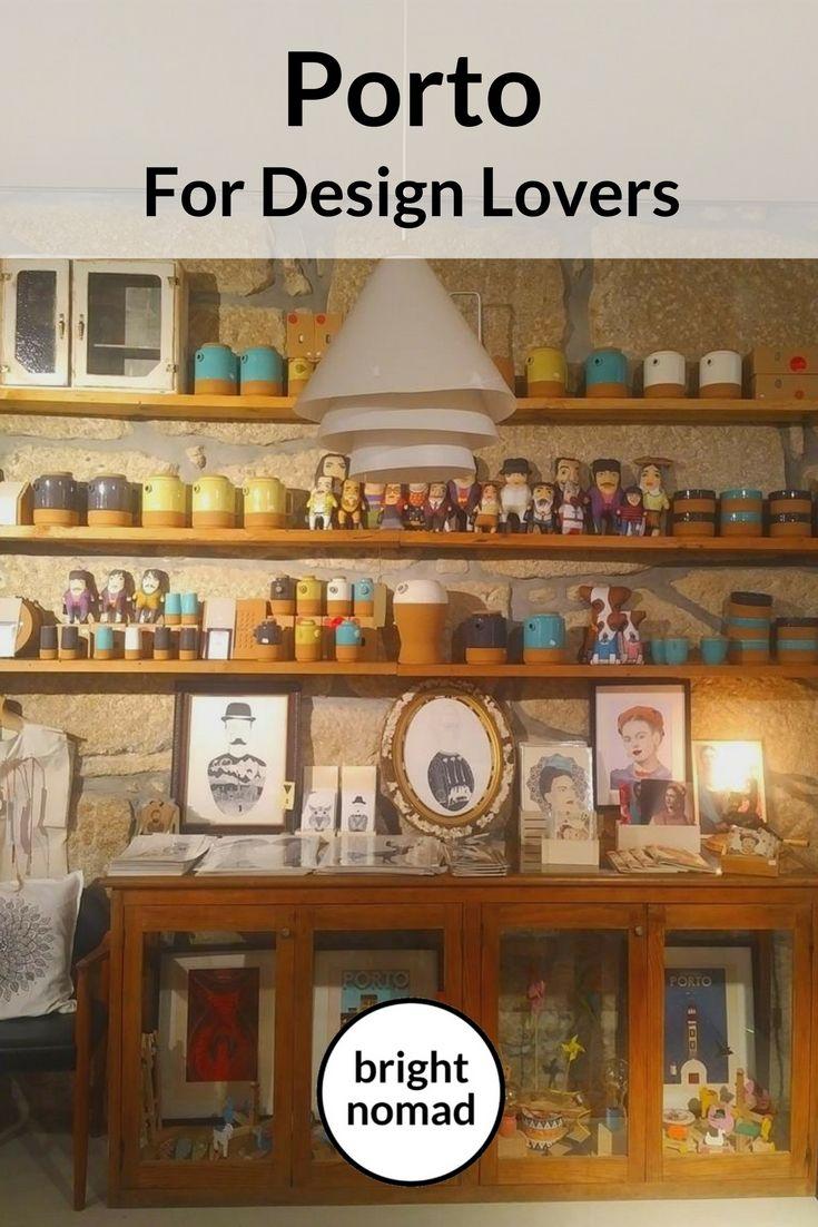 Porto for Design Lovers - Porto Design Guide