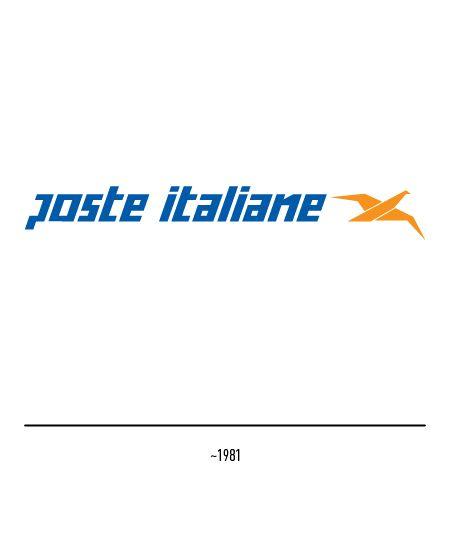 Marchio Poste Italiane - ~1981