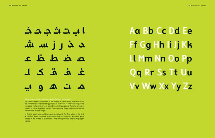 Cultural Connectives(book) bridges the Arabic and Latin alphabets through a family of typefaces designed by author Rana Abou Rjeily that bring the two alphabets into typographic harmony, even in light of their differences. Using her designs, Abou Rjeily applies Arabic rules of writing, grammar and pronunciation to English as a way to introduce Arabic to non-native speakers.