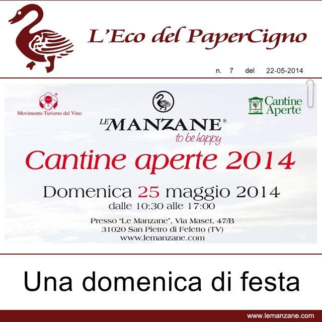 Papercigno by Le Manzane - Una domenica di festa