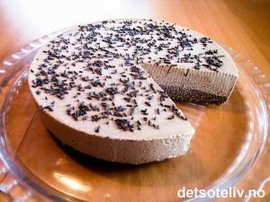 Sjokoladeiskake | Det søte liv