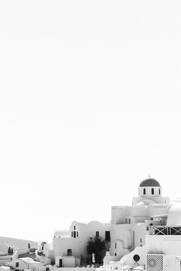 A secret white hide away in Greece | Tenka Gammalgaard studio