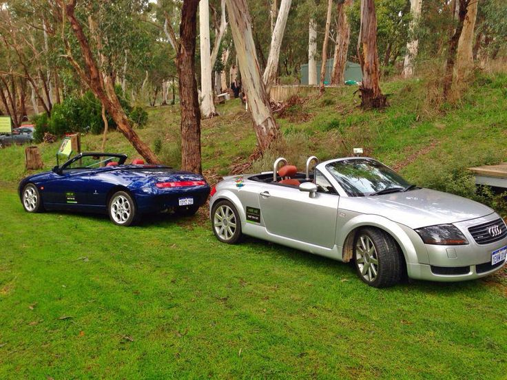 Picture yourself driving around the hills in one of these from Adelaide Hills Touring!