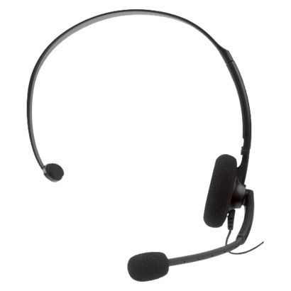 Xbox 360 Wired Headset for XBOX Live (XBOX 360) $20