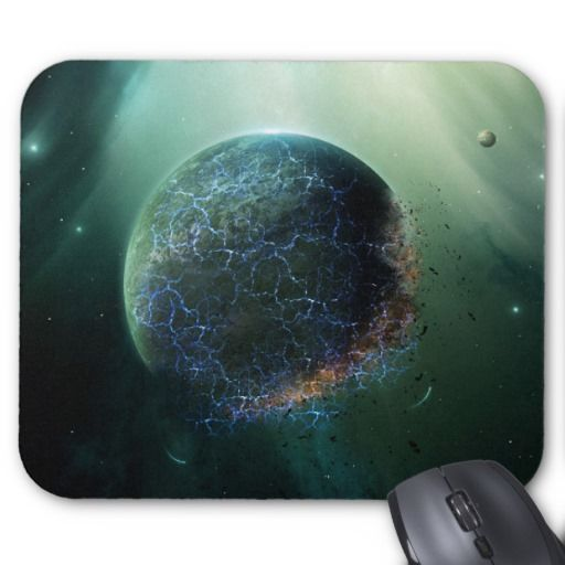 Cosmos Mousepads