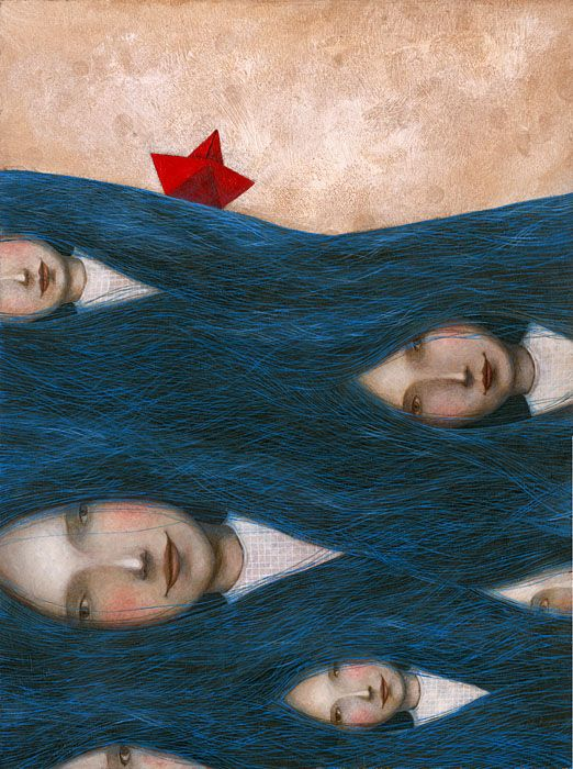 SEA/Dream  -  Ofra Amit