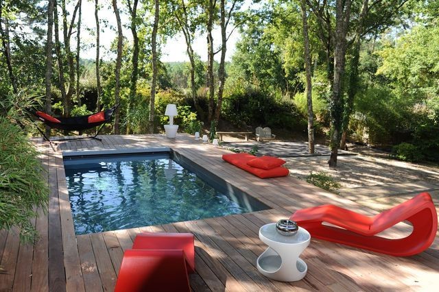 35 best plongez dans l 39 t images on pinterest backyard ideas ground p - Prix d une piscine creuse ...