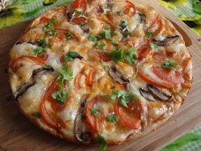 Сырная пицца с вкусным соусом. Обсуждение на LiveInternet - Российский Сервис Онлайн-Дневников
