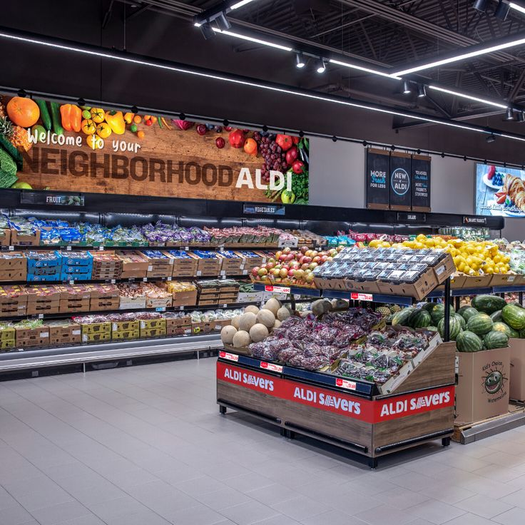 ALDI TO OPEN NEW INDIANAPOLIS LOCATION THIS WEEK
