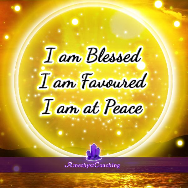 Image result for i am filled with peace affirmation