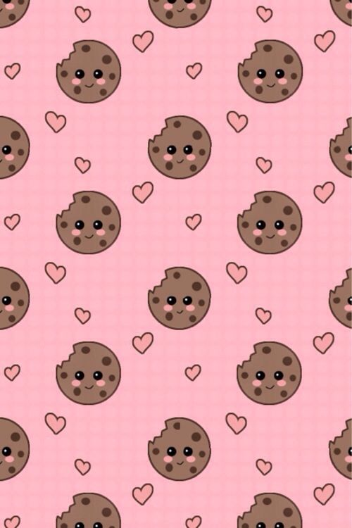 Choc Chip Cookies Wallpaper.