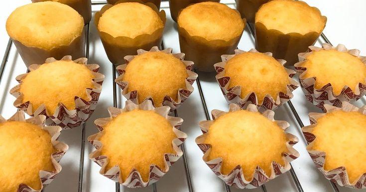 基本のカップケーキ by ちゃむむん [クックパッド] 簡単おいしいみんなのレシピが257万品