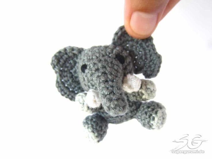 Amigurumi Xxl Elefant : uber 1.000 Ideen zu ?Hakelelefanten Muster auf Pinterest ...