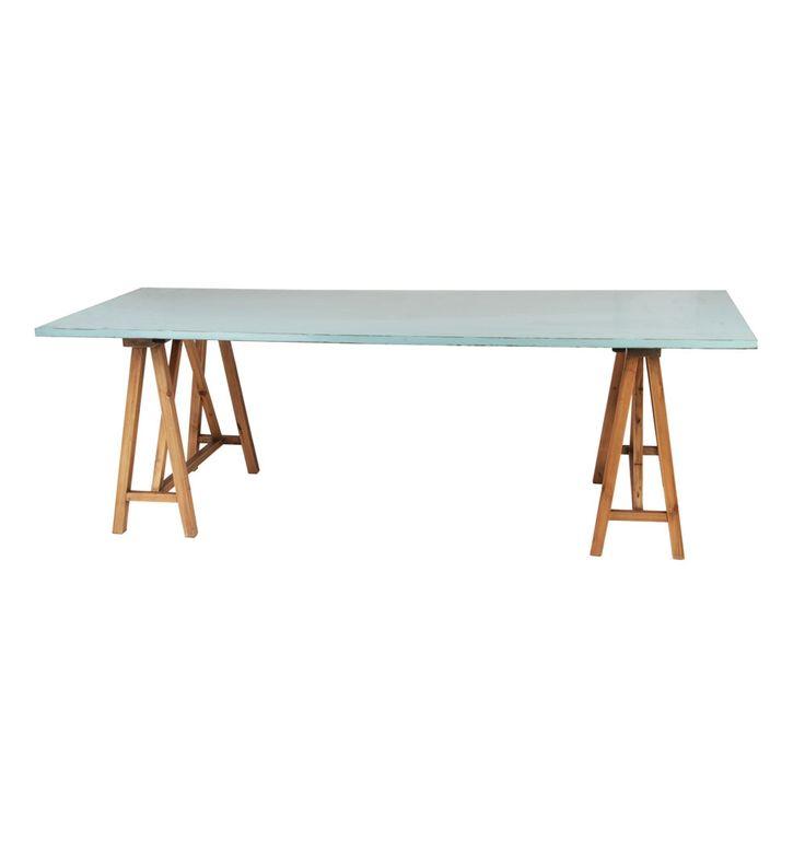 Matt Blatt - Trestle Dining Table 250 X 100 $975
