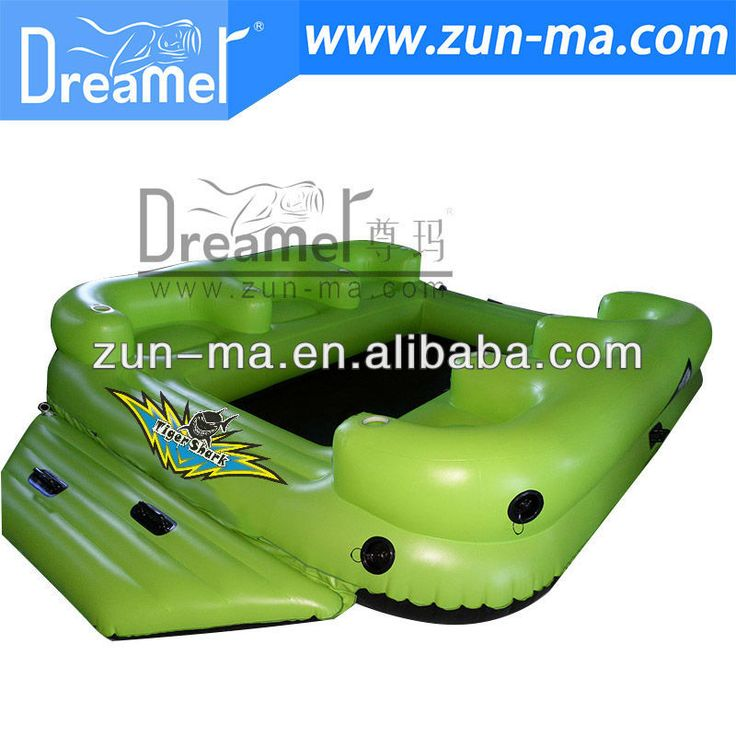 party inflatable island float
