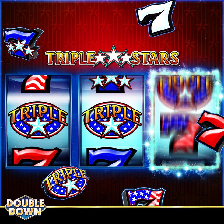 (EXPIRED) If you go wild for red white & blue, meet your new favorite slot! Try Triple Stars today with 200,000 FREE chips when you tap the Pinned Link, or use code THBXQG