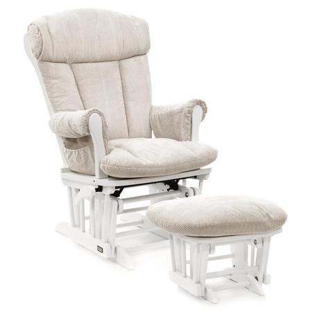 Кресло для кормления Tutti Bambini ROSE GC75 White/cream  — 33950р.  Это кресло создано для того, чтобы мама новорождённого могла кормить своего малыша в идеальных условиях. Его форма с упругим сидением, мягкие подлокотники, на которые так удобно опираться, когда на руках ребёнок, и подставка для ног выполнены так, чтобы кормящая мама получила возможность полностью расслабиться и почувствовать единение с ребёнком каждой клеточкой своего тела. По бокам, прямо под руками - два вместительных…