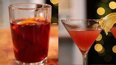 Alcoholvrije glühwein, 1  sinaasappel 0.5 l rode druivensap 1  kaneelstokje 1  steranijs 4  kruidnagels 1 mespuntje nootmuskaat
