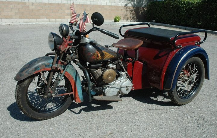 Old Indian Trike Indian Amp Whizzer Cycles Pinterest