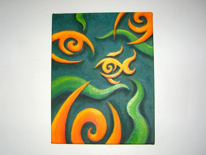 1000 images about art fish art on pinterest acrylics for Fish eyes in paint