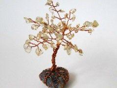 Stromek citrínový