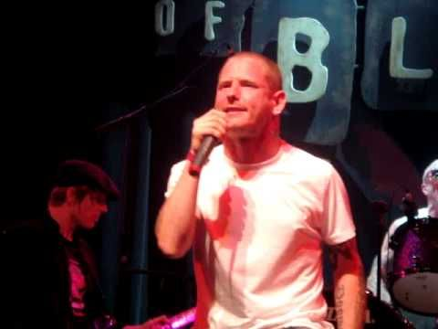 "▶ Slipknots Corey Taylor and drummer Kenny Arnoff ""Ace of Spades""with Camp Freddy HOB 9 10 - YouTube"