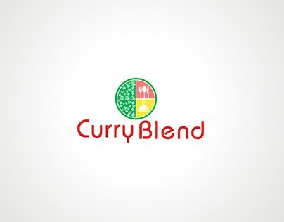 """Check out new work on my @Behance portfolio: """"Branding - Curry Blend"""" http://on.be.net/1IN5eCv"""