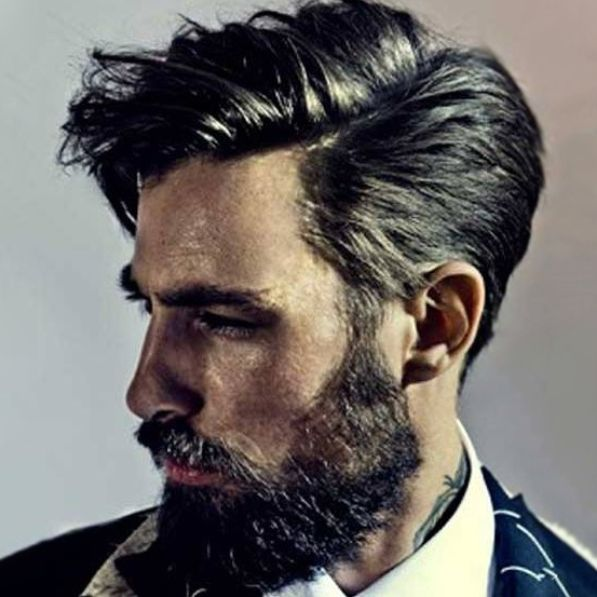 Mens medium long haircuts