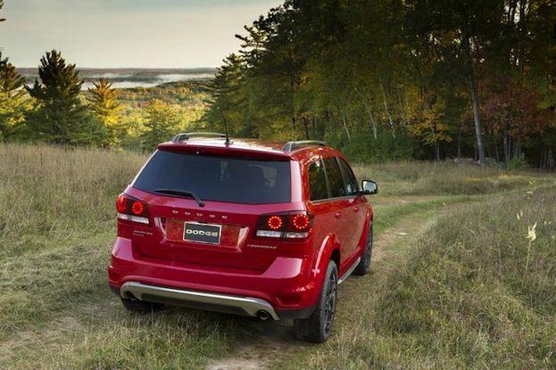 2014 Dodge Journey Crew AWD Review