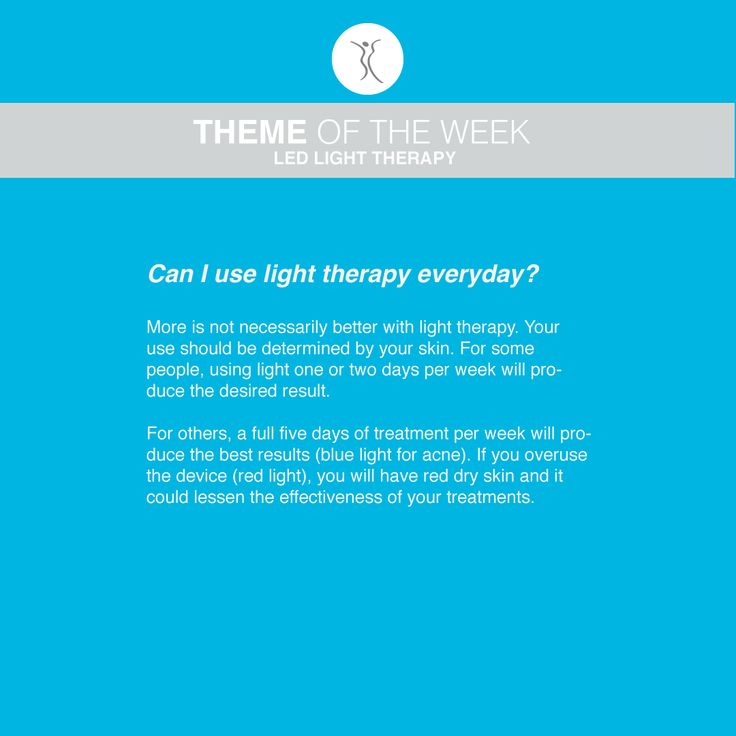 Question: Can I use light therapy everyday? #dermacaredirect #LED #FAQ