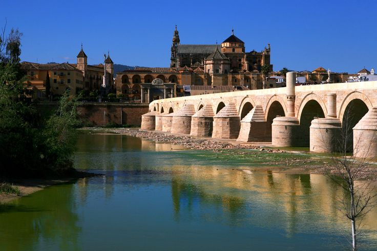Travel Photography Spain,  Cordoba, Bridge