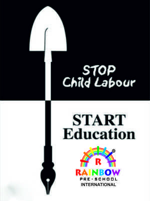 ERADICATE CHILD LABOUR