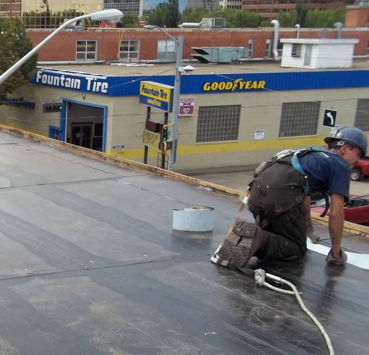 Low Slope Roofing   Shingles, Metal, Low Slope Roof Membrane | GENERAL  ROOFING SYSTEMS