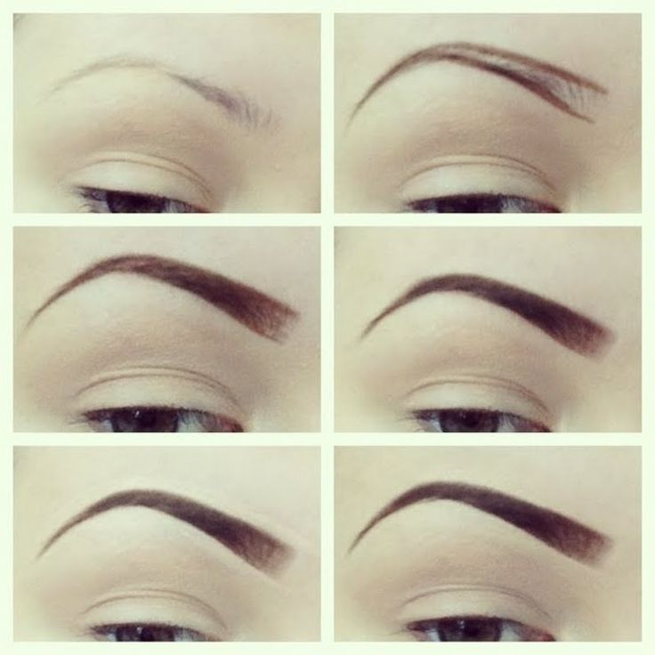 Perfect eyebrows are a necessity for everyday!