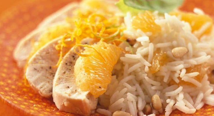 """<p><strong>Voir la <a href=""""http://www.cuisineactuelle.fr/recettes/aiguillettes-de-poulet-a-la-mandarine-208798"""">recette des aiguillettes de poulet à la mandarine</a></strong></p>"""