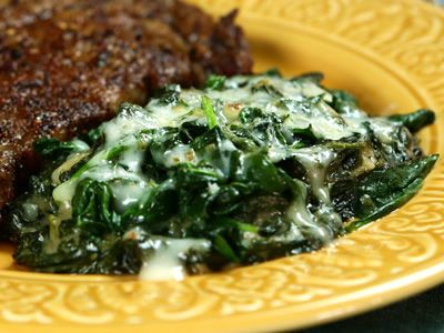Spinach Madeline. Get this recipe from the Kimberly's Simply Southern episode on GAC >> http://www.greatamericancountry.com/living/food/spinach-madeline?soc=pinterest