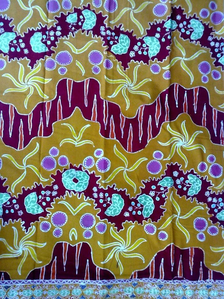 Motif Batik Modern Jember | Kain, Desain, Modern