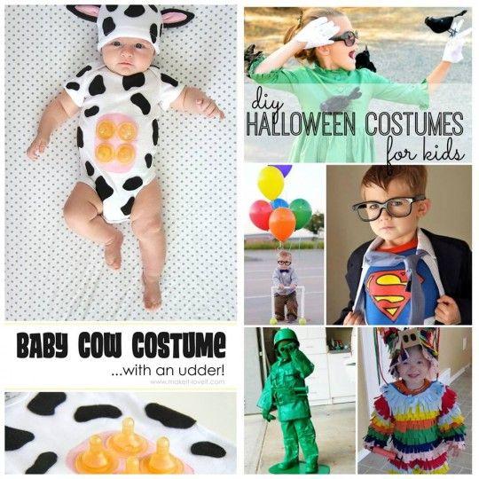 176 besten Halloween Kids Costumes - Spooky to Cute Bilder auf ...