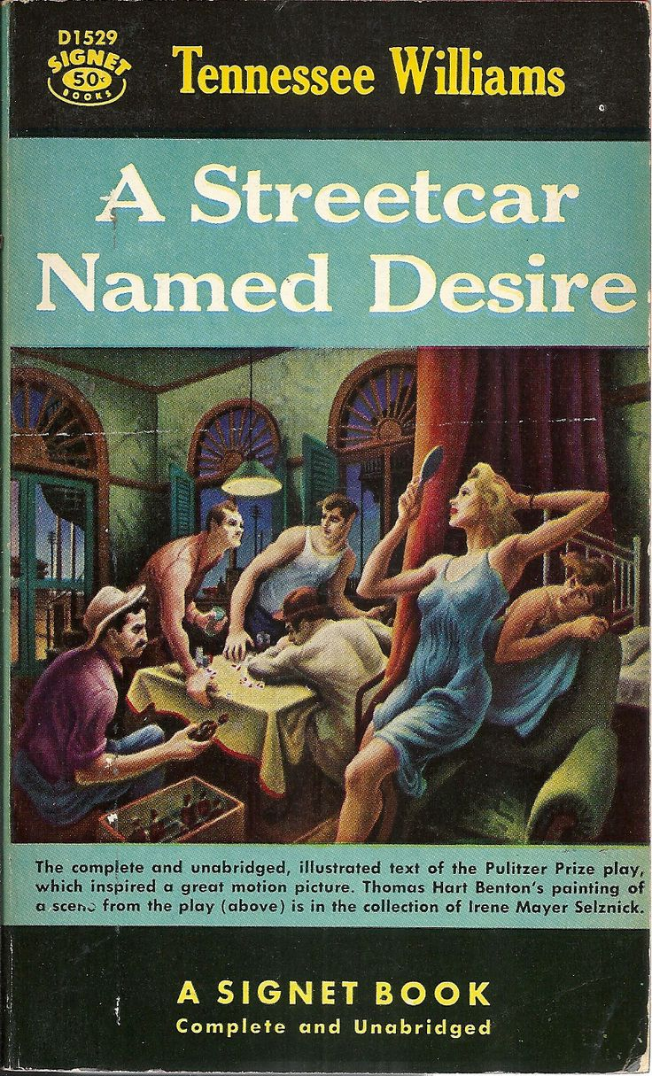 a streetcar named desire light and darkness An example of selective visibility can be found in the play, wait until dark by   scene 9 of tennessee williams' play a streetcar named desire: an angry mitch.