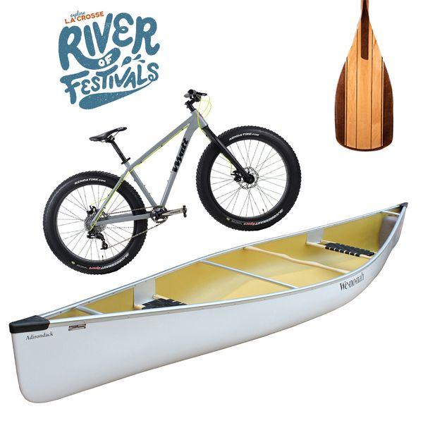 Win a Trip, Canoe, Paddle, and Fatbike!