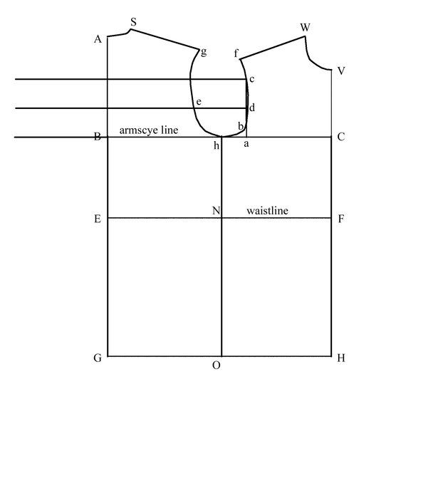 Drafting Men's Shirt Pattern