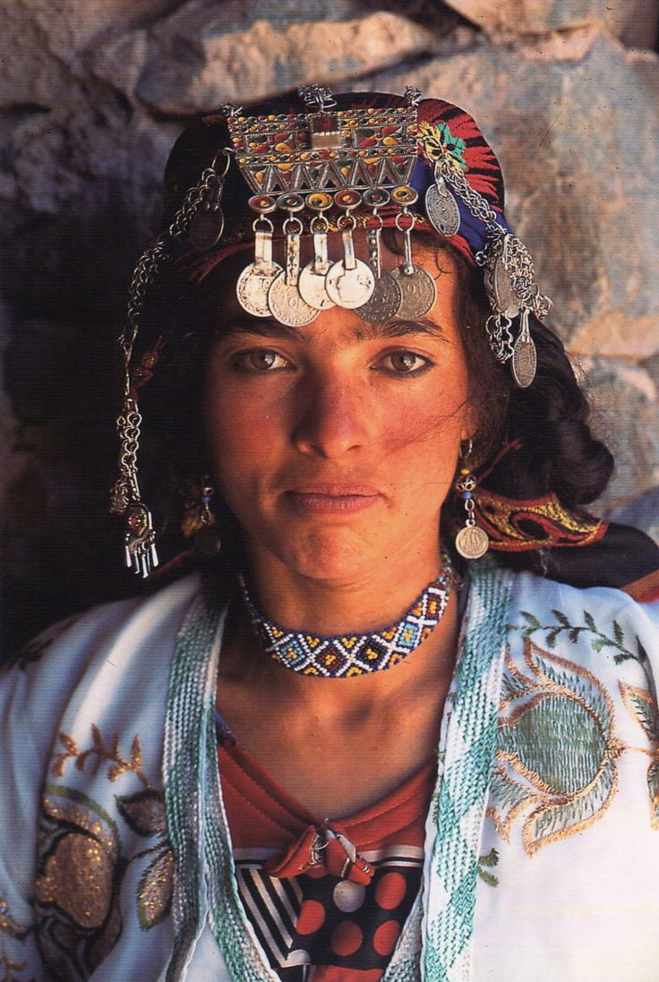 Africa   Maghreb woman