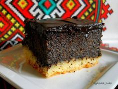 My lovely cake - Пляцок Маковник / Пляцок Макiвник !