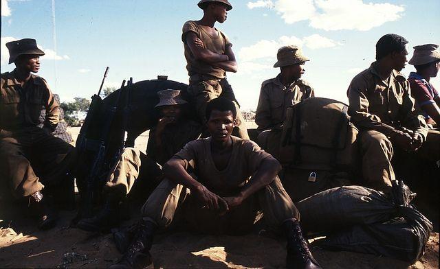 SADF troops   Flickr - Photo Sharing!